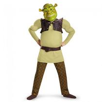 Disfraz Infantil Importado De Shrek
