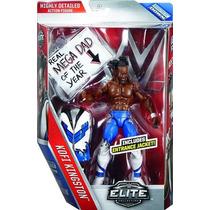 Wwe Figura Elite Series 43 Kofi Kingston Muñeco De Coleccion