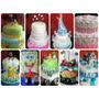 Tortas Cumpleaños Infantiles 15 Años Bodas Modelados Postres