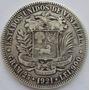 ( En Venezuela ) Bella Moneda Fuerte Plata 1921 (alto Grado)