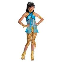 Monster High Cleo Vestuario Nilo De - Un Color - Pequeño