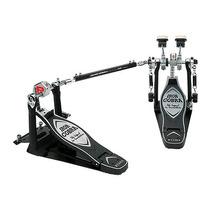 Pedal Doble Tama Para Bombo Iron Cobra Con Estuche Hp900pswn
