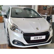 Peugeot 208 Gt 1.6 Thp 0 Km Fyf Incluidos Entrega Inmediata