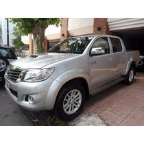 Toyota Hilux Srv 4x2 Mt