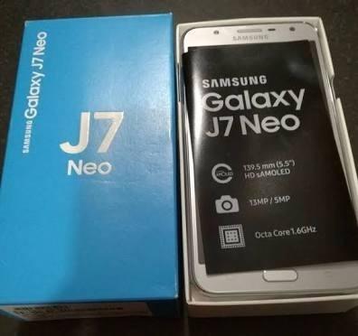 429db5dbc Smartphone Samsung Galaxy J7 Neo Tv Preto Tela 5.5
