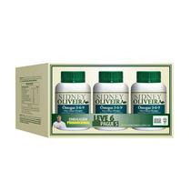 Omega 3-6-9 Homem 1000 Mg - Sidney Oliveira Com 30 Capsulas