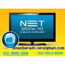 Pré/net/tv Cabo/hd/horiginal;desboqado