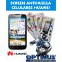 Protector Antihuella Huawei G610 Y210 P6 P-6 Y300 Y320 Honor