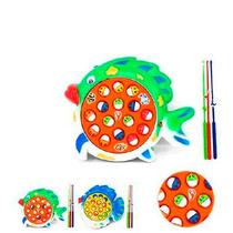 Brinquedo Jogo Pega Peixe Pesca Maluca Pescaria