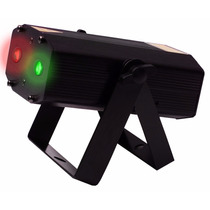 Laser Proyector Multifiguras 3d Audioritmico Y Secuencial