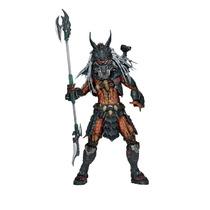 Predador Clan Leader Deluxe - Original Neca À Pronta Entrega
