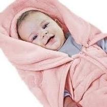 Cobertor Saco De Dormir Bebê Microfibra Jolitex Pets