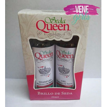 Brillo De Seda Seda Queen