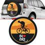 Capa De Estepe Love Bike Pajero Tr4 E Cadeado 2015 A 2003