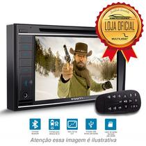 Dvd Positron Sp8520 2 Din Tela Lcd 6.2 Bluetooth Usb Sd