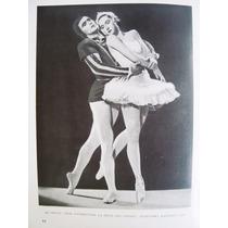 Livro Les Ballets Monte-carlo, Ballet Russo Dança Diaghilev