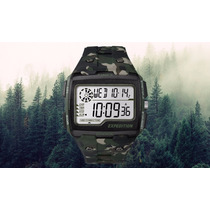 Relogio Timex Expedition Tw4b02900ww/n Camuflado 3alarm Cron