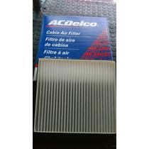 Filtro Aire Acondicionado (polen) Spark Acdelco 11-14