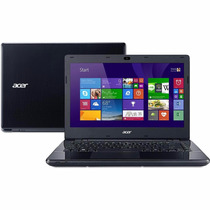 Notebook Acer E5-471-30aq Intel I3 4gb Ram 500gb Hd Cd Dvd