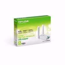 Adaptador Tp-link Usb Wireless N 300mbps Tl-wn822n 2 Antenas