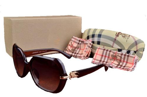 e8b6a79114c63 Oculos De Sol Burberry 263 Feminino + Acessórios 2019 - R  389,83 em  Mercado Livre