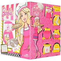 Barbie Pan & Pizza Glam Juguetería El Pehuén