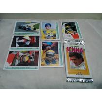 Cards The Magic Senna - Ayrton Senna - Card Antigo