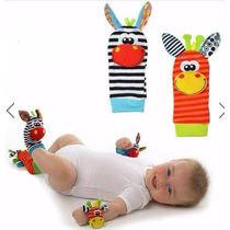 Calcetines Marca Sozzy Para Bebé