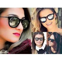 Oculos Rayban Original Erika Velvet Espelhado Feminino