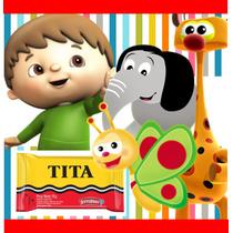 Kit Imprimible Baby Tv Candy Bar Nene Y Nena Golosinas