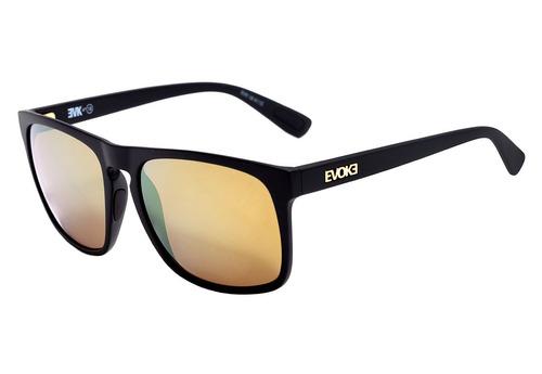 35ed96b41 Evoke Evk 18 - Óculos De Sol A11s Black Matte/ Gold - R$ 527,00 em Mercado  Livre