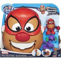 Sr. Cabeça De Batata Mochila Spider Man - Hasbro