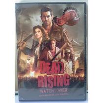 Dvd Dead Rising Watchtower - La Rebelión De Los Muertos