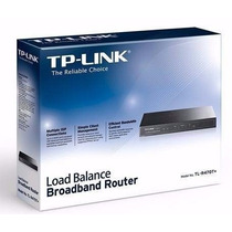 Router Balanceador De Carga Banda Ancha Tp-link Tl-r470t+ V4
