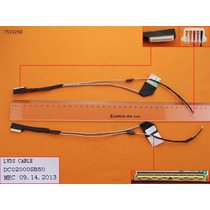 Cable Flex Bus De Video Acer Aspire One D250 Pequeña