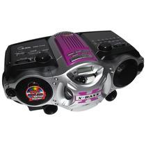 Reproductor Krk-770 Mp3 Fm Usb Tf Sd Card Bateria Interna