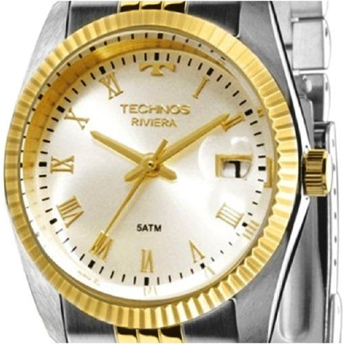 Relógio Technos Feminino Classic Riviera Gl10hz  1k - R  378,90 em Mercado  Livre fac0da2cc6