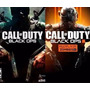 Call Of Duty Black Ops 1 XBOX 360 y XBOX ONE, Call Of Duty Black Ops 3 (SOLO MULTIJUGADOR XBOX 360)