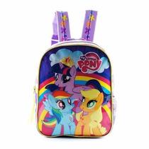 Mochila Pequeño Pony 12