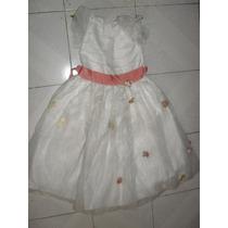 Vestido Para Fiesta De Niña Talla 6