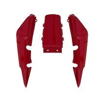 Rabeta Completa Cg Fan 150 Esi 2010 Vermelho Guarau Pro Tork