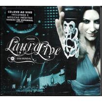 Cd + Dvd Laura Pausini - Laura Live 09 Gira/digipack(968670)