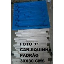 Forma Silicone P Pedras São Tomé D Gesso 3d Filete Canjica