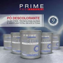 Pó Descolorante Platinun Blond 500g - Prime Pro Extreme