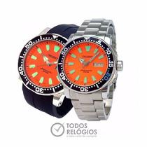 Relógio Orient Masculino Scuba Diver Automático 469ss040 O1s
