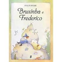 Livro Bruxinha E Frederico Eva Furnari