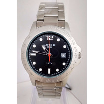 Relógio Masculino Lince Orient Mrm779s Prova Dágua 50 M /