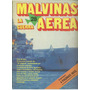 Guerra Malvinas - La Guerra Aerea - Fasciculo 28