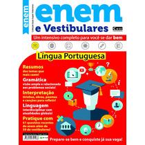 Kit Com 5 Apostilas Enem E Vestibulares - Frete Grátis