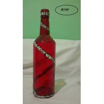 Botellas Artesanales/floreros